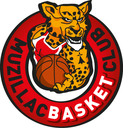 Logo Muzillac Basket Club